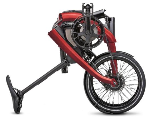 จักรยานไฟฟ้า Ariv รุ่นพับได้
