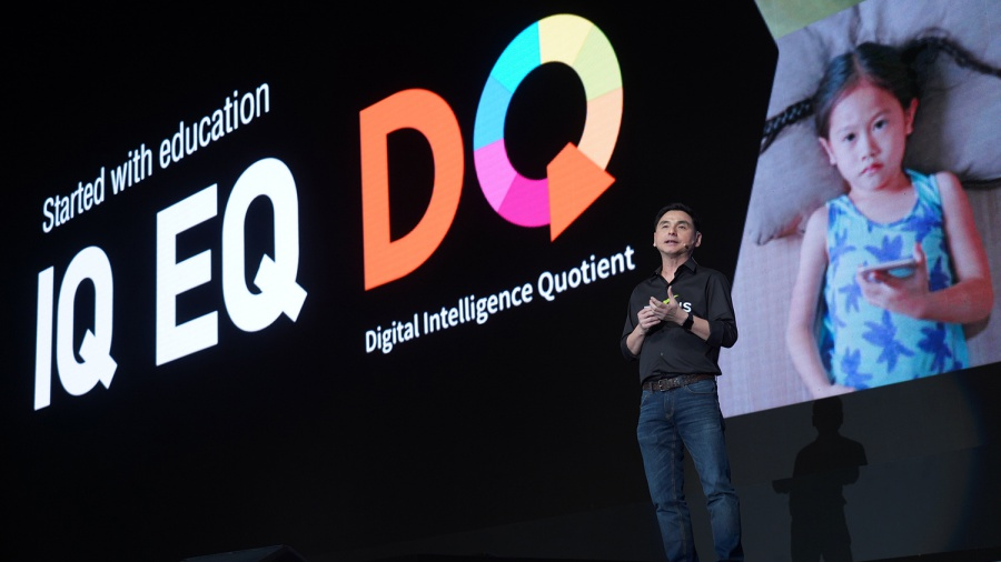 DQ หรือ Digital Intelligence Quitient
