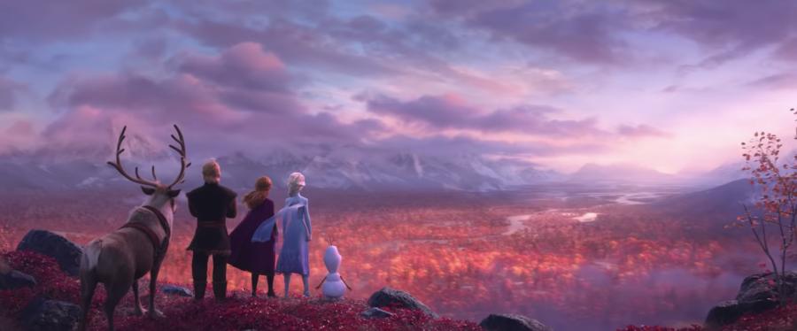Frozen ภาค 2