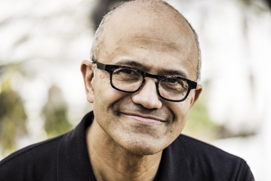 Satya Nadella ซีอีโอ Microsoft Photo: Microsoft