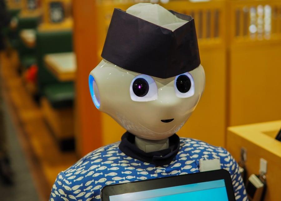 หุ่นยนต์ญี่ปุ่น