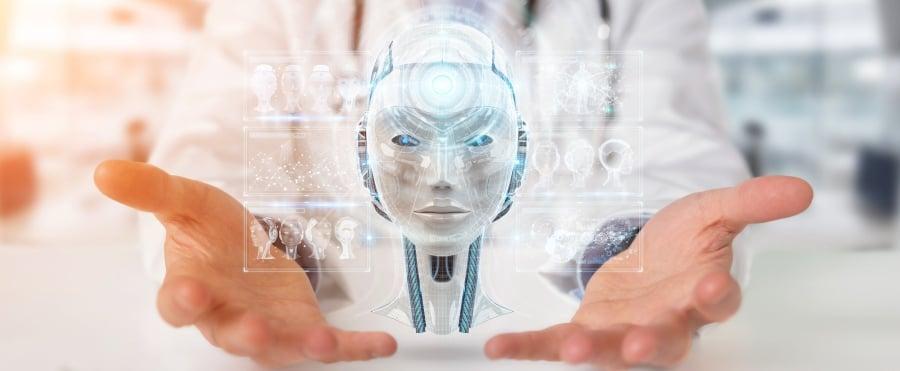 อนาคตวงการแพทย์ ปัญญาประดิษฐ์