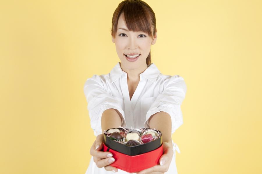 สาวญี่ปุ่น วาเลนไทน์