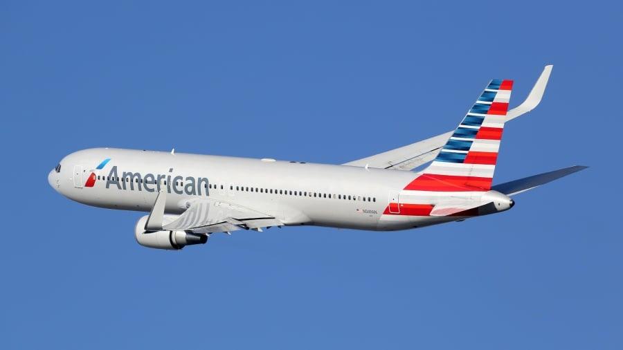 American Airlines สายการบินอเมริกัน