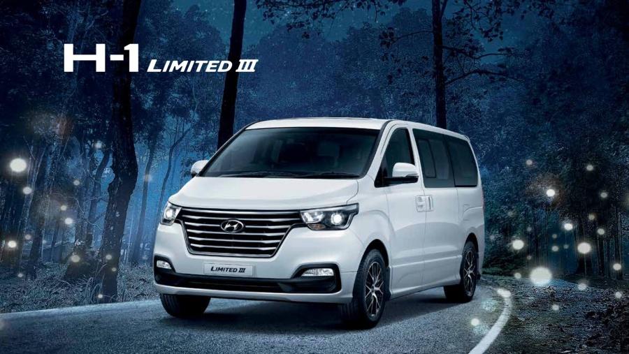 Hyundai H-1 Limited III