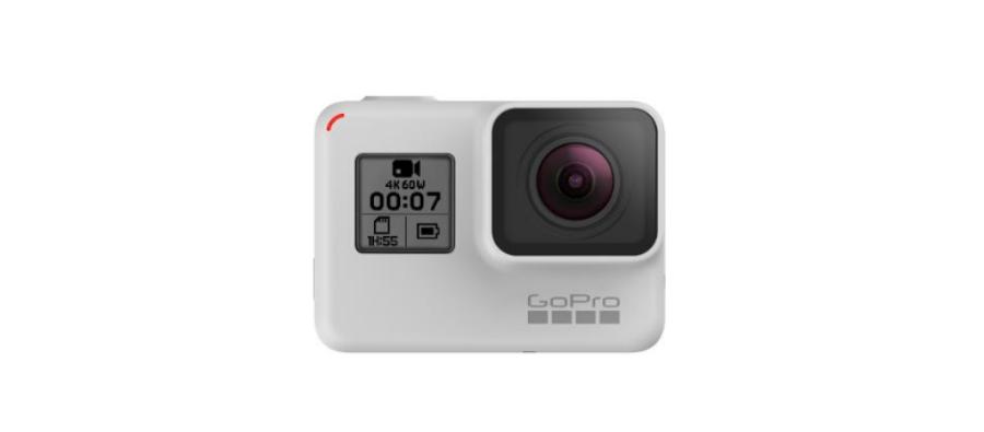 GoPro HERO7 Blackรุ่นลิมิเต็ด เอดิชั่นในสีขาวDusk White