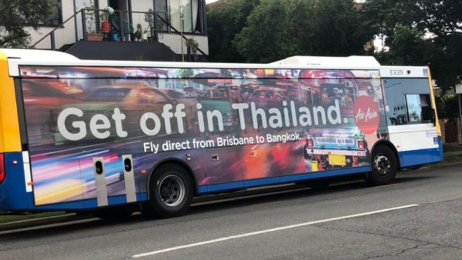 โฆษณา Air asia ชวนคนออสเตรเลียมามีเพศสัมพันธ์ในไทย