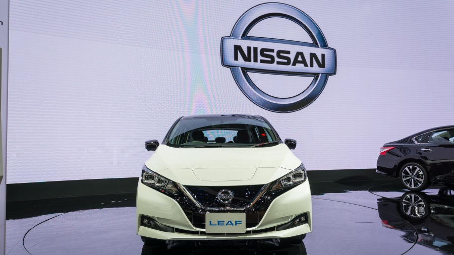 Nissan Leaf Photo: Shutterstock