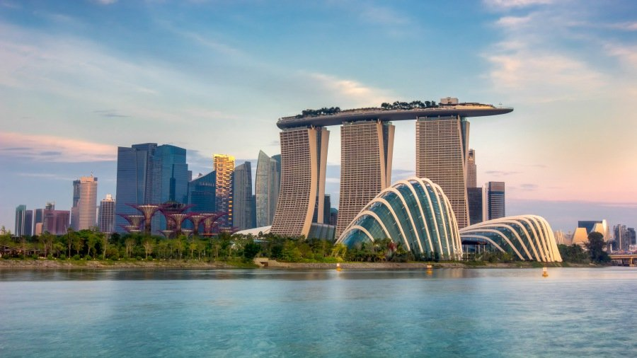 สิงคโปร์ ศูนย์กลางทางการเงิน