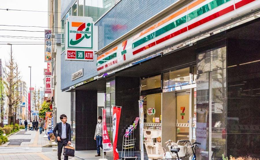 7-Eleven ญี่ปุ่น