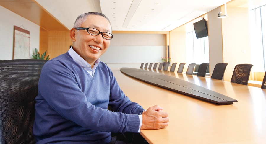 Tadashi Yanai ผู้ก่อตั้ง Uniqlo