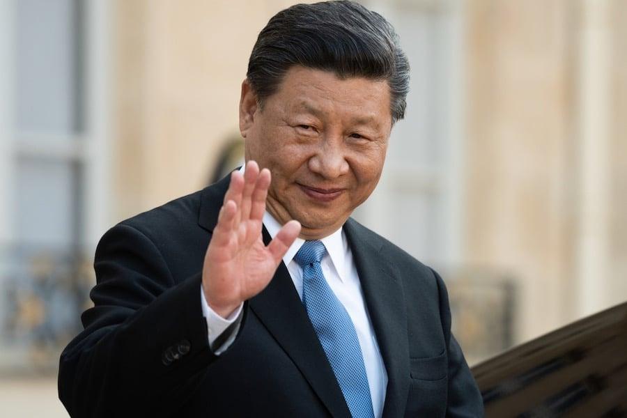 Xi Jinping China สี จิ้นผิง จีน