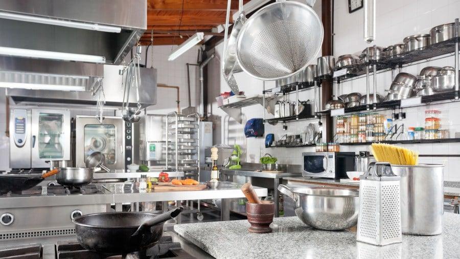 ครัว ร้านอาหาร Cloud Kitchen
