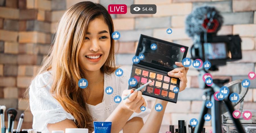 Facebook Live ขายของ