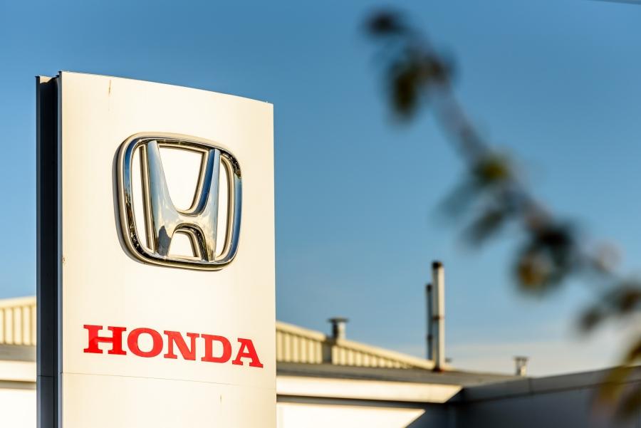 Honda ฮอนด้า