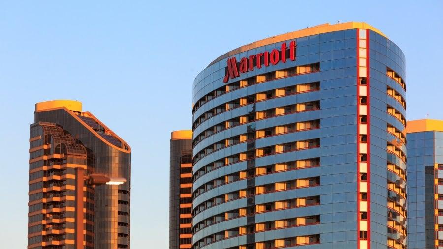 โรงแรมในเครือ Marriott Photo: shutterstock