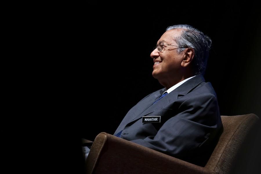 Mahathir Mohamad มหาเธร์ โมฮัมหมัด