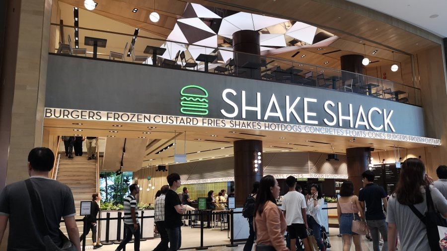 Shake Shack เบอเกอร์