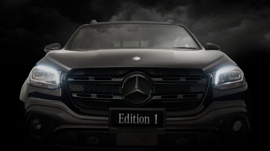 Mercedes-Benz X350d edition 1
