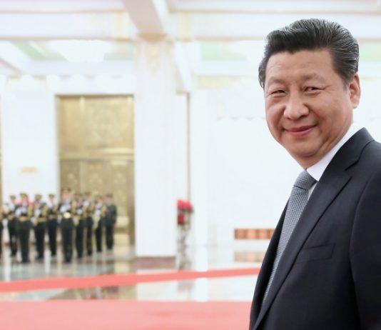 Presidnet Xi Jinping Meets Visiting Armenian President Serzh Sargsyan