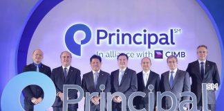 Principal Financial Group with CIMB