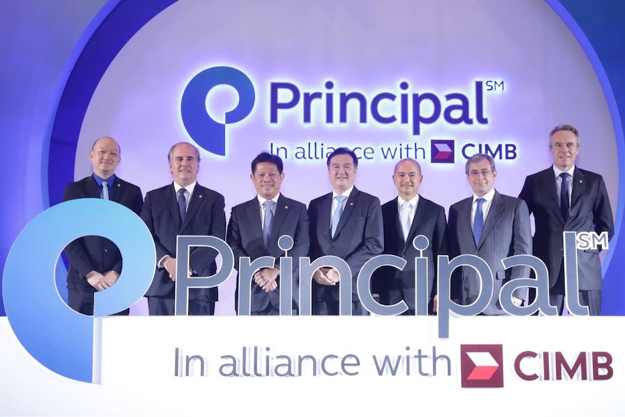 Principal Financial Group with CIMB