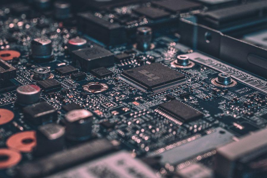 Circuit Board Mainboard อุปกรณ์คอมพิวเตอร์