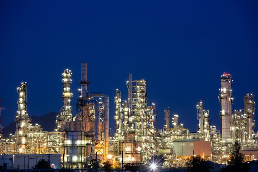 Oil Refinery Petrochemical