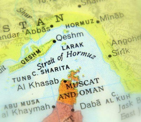 Strait Of Hormuz ช่องแคบฮอร์มุซ
