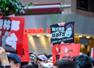 Carrie Lam Hong Kong Extradition Bill