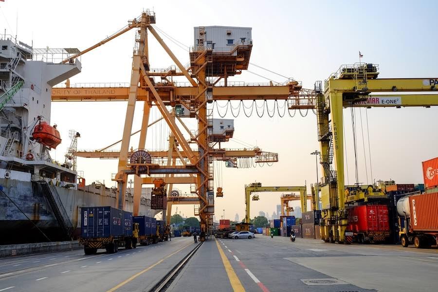 Bangkok Port Export