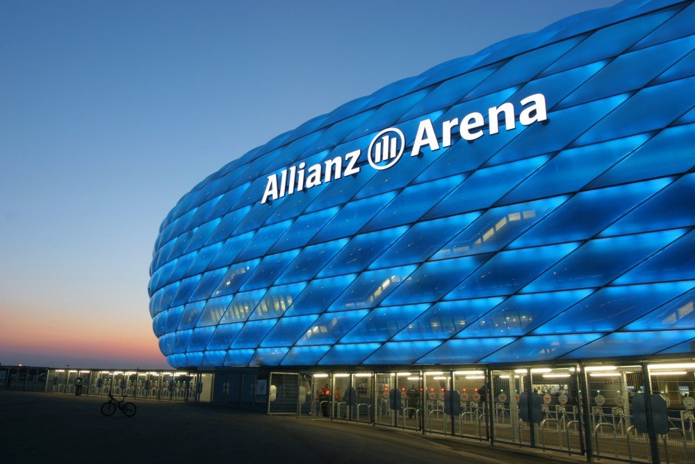 Fluon® ETFE Foil to be used for the Allianz-Arena Soccer Stadium in Germany