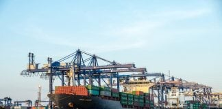 Vietnam Port Container Shipping