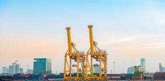 Bangkok Port Container