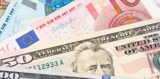 Bank Note USD Euro