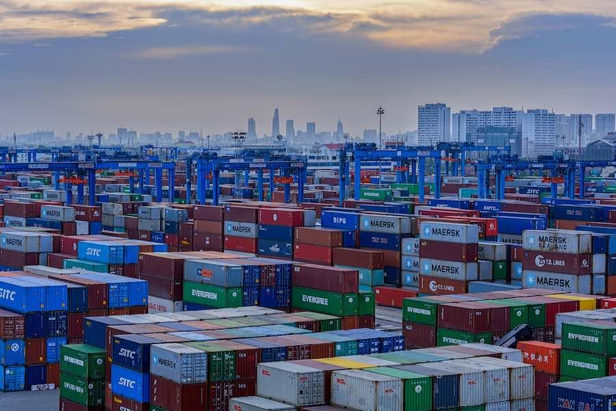 Vietnam Container Port