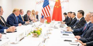 Trump Xi Jinping G20 Japan