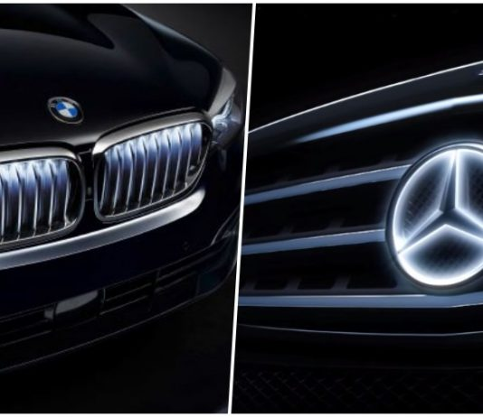 BMW Mercedes-Benz