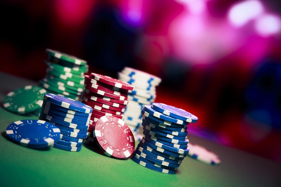 Poker Gaming Gambling