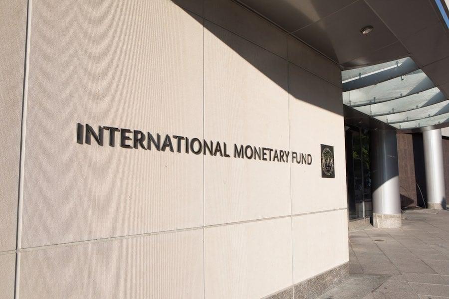 The International Monetary Fund IMF ไอเอ็มเอฟ