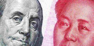 CNY Yuan Renminbi US dollar