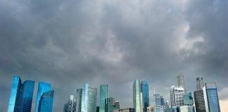 Singapore Raining
