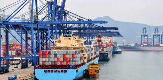 Port Shenzhen China
