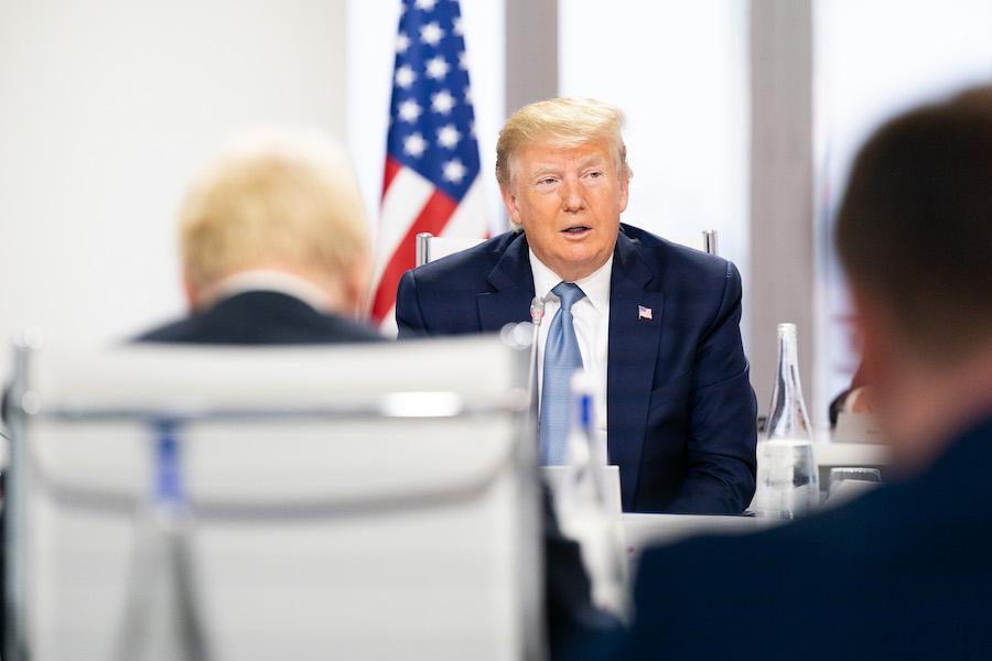 โดนัลด์ ทรัมป์ Donald Trump