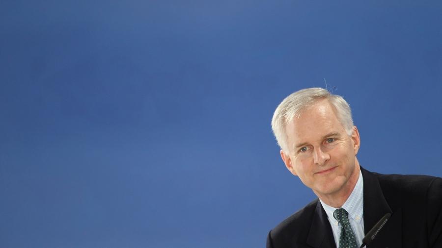John Slosar ประธานกรรมการบริหารของสายการบิน Cathay Pacific