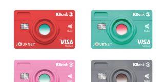 Kasikorn Journey Credit Card