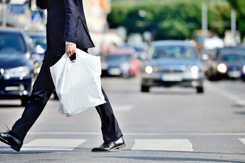 ปีนี้คนไทยเริ่มงดใช้ถุงพลาสติกอย่างมาก