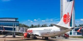 Boeing 737 MAX 8 Lion Air