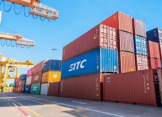 Thailand Export Containers Shipping