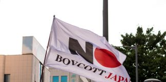 South Korea Boycott Japan
